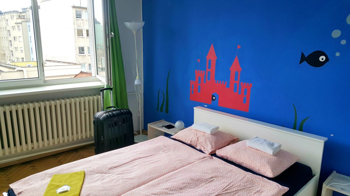 Staying at Patio Hostel, Bratislava - Sightseeing Scientist